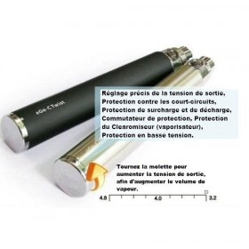 Cigarette électronique eGo Twist CE4