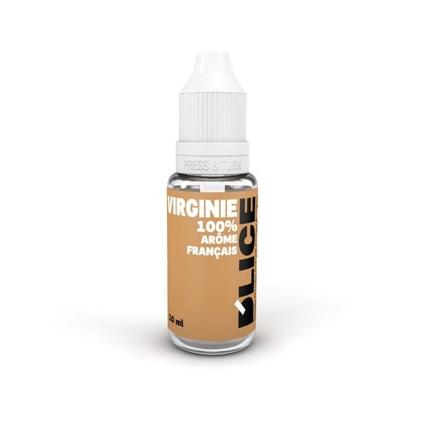 E-liquide Tabac blond Virginie DLICE