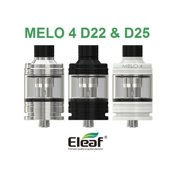 MELO 4 D22 ET D25 Eleaf
