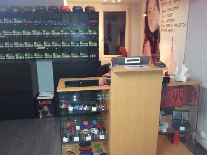 Bienvenue dans le magasin de cigarettes électroniques à Tresses (33370)