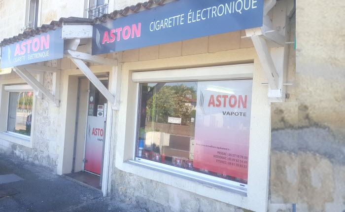 Boutique  ASTON Vapote TRESSES