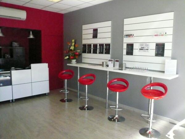 Le comptoir des saveurs e-liquides ASTON-Eysines