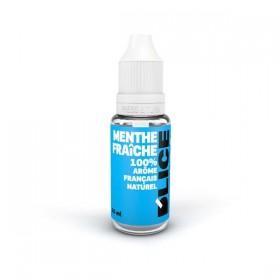 E-liquide Menthe fraîche naturelle