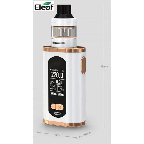 Invoke 220w Eleaf
