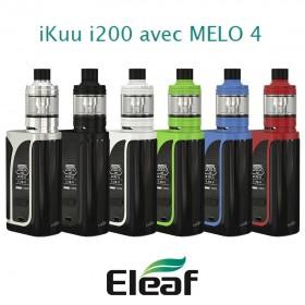 iKuu i200 avec MELO 4