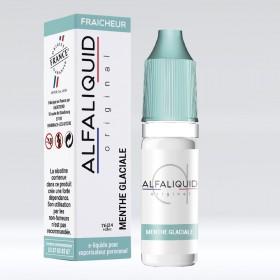 E-liquide Saveur Menthe Glaciale ALFALIQUID