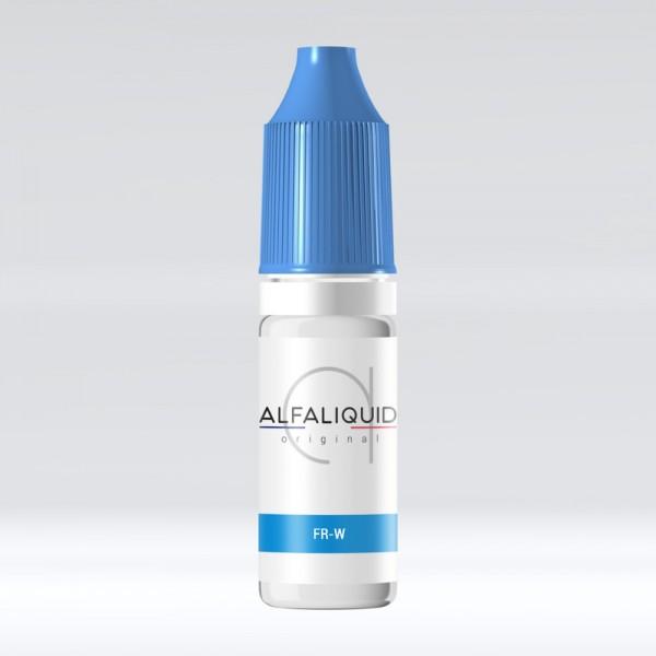 E-liquide Saveur Tabac FR-W ALFALIQUID