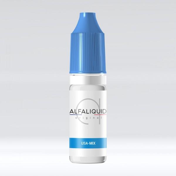 E-liquide Saveur Tabac USA-MIX ALFALIQUID